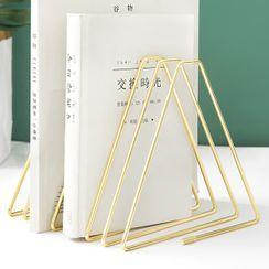 云木良品 - 金属三角伸缩桌上收纳架