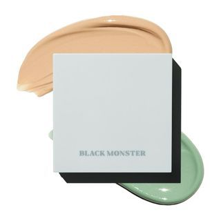 BLACK MONSTER - All In One Tone Up Cushion