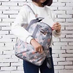 Evorest Bags - Floral Print Backpack