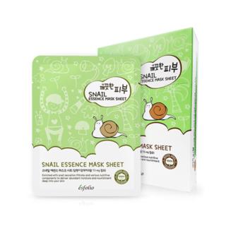 esfolio - Pure Skin Snail Essence Mask Sheet Set 10pcs