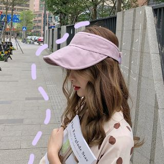 Hat Society - 纯色遮阳帽