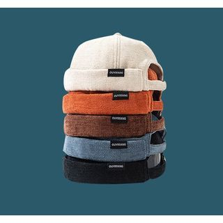 Hat Society - Plain Docker Hat