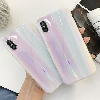 Case Study - Iridescent Mobile Case - iPhone XS Max / XS / XR / X / 8 / 8 Plus / 7 / 7 Plus / 6s / 6s Plus