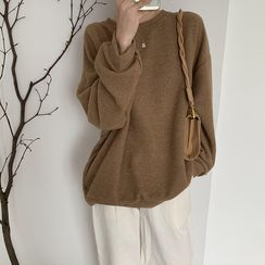Moon City - Plain Sweater