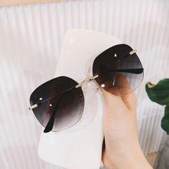MOL Girl - Polygon Sunglasses