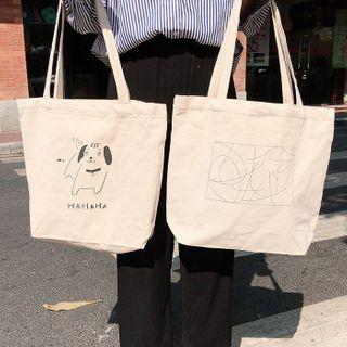 Leftsac - Canvas Tote Bag