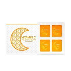 vanav - Vitamin C Night Cream 4-Day Kit