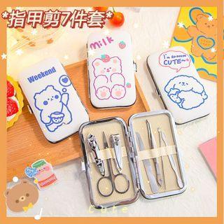 Momoi - Cartoon Print Manicure Kit