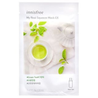 innisfree - My Real Squeeze Mask EX - 14 Types