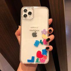 Huella - Blocks Phone Case For iPhone SE / 7 / 7 Plus / 8 / 8 Plus / X / XS / XR / XS Max / 11 / 11 Pro / 11 Pro Max