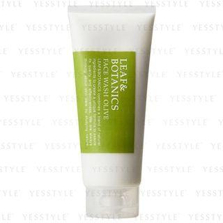 LEAF & BOTANICS - Face Wash Olive