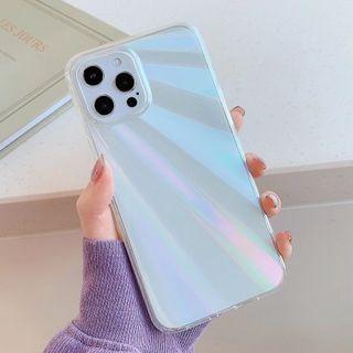 Rockit - Holographic Phone Case - iPhone 12 Pro Max / 12 Pro / 12 / 12 mini / 11 Pro Max / 11 Pro / 11 / SE / XS Max / XS / XR / X / SE 2 / 8 / 8 Plus / 7 / 7 Plus