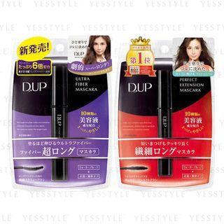 D-up - Mascara - 4 Types
