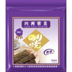 Three O'Clock - Four Seas Seaweed Regular Flavor (Pack of 24)