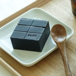 Dear, Klairs - Pore Gentle Black Sugar Charcoal Soap