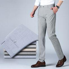 Cavafy - Straight Leg Dress Pants