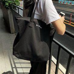 Shinshine - Lettering Canvas Tote Bag