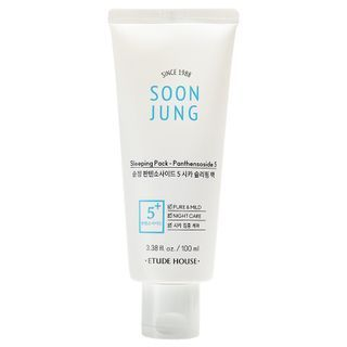 Etude House - Soon Jong Panthensoside 5 Cica Sleeping Pack 100ml