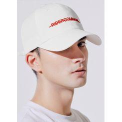 JOGUNSHOP - Embroidered Baseball Cap