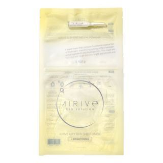 AIRIVE - Airy Skin Sheet Mask