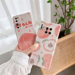 SIFFU - Peach Phone Case - Huawei / Honor