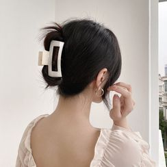 Show Mind - Cutout Hair Claw