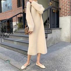 Chililala - 高领针织连衣裙