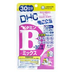 DHC Health & Supplement - Vitamin B Mix Tablets (30 Day)
