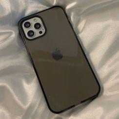 OUROBA - Transparent Phone Case - iPhone 13 Pro Max / 13 Pro / 13 / 13 mini / 12 Pro Max / 12 Pro / 12 / 12 mini / 11 Pro Max / 11 Pro / 11 / SE / XS Max / XS / XR / X / SE 2 / 8 / 8 Plus / 7 / 7 Plus