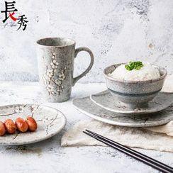Choyce - Floral Print Ceramic Bowl / Plate (various designs)