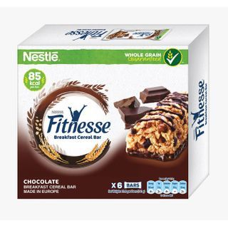 Three O'Clock - Nestle Fitnesse Chocolate Cereal Bar (pack of 6)