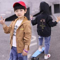 PAM - Kids Graphic Zip Jacket