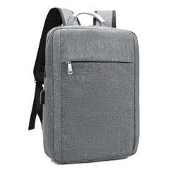 Endemica - Plain Zip Backpack