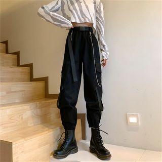 Jemonne - Cargo Harem Pants