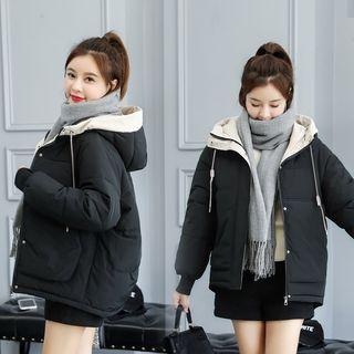 MAVIS - Hooded Padded Coat