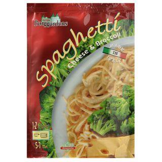 Grainee Foods - Borggardens Spaghetti Cheese & Broccoli
