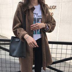 Onnell - Corduroy Shirt Jacket