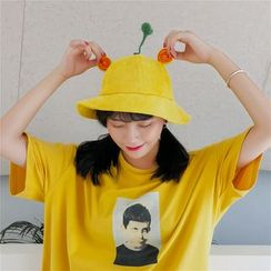 LANWO - Kids Plant / Animal Bucket Hat
