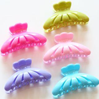 LIDO - Plastic Hair Clamp (various designs)