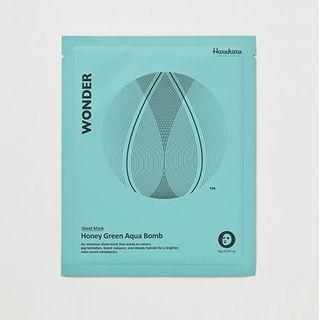 Haruharu WONDER - Honey Green Aqua Bomb Mask