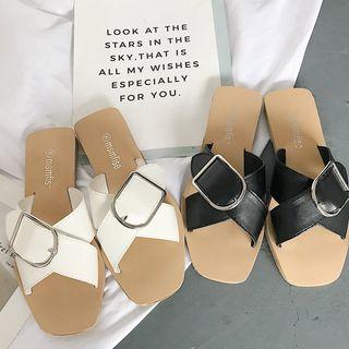 Yoflap - Cross Strap Sandals