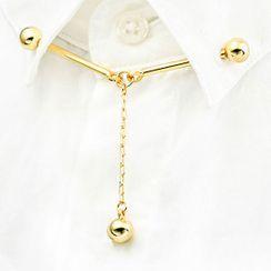 Andante - 合金衣领饰针