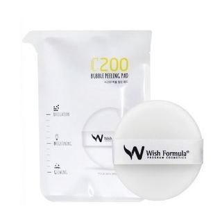 Wish Formula - C200 Bubble Peeling Pad 1pc