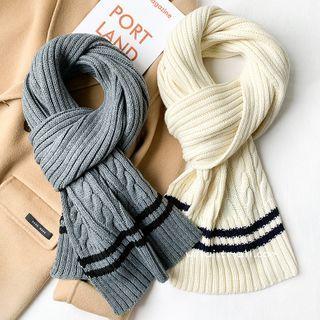 Amandier - Knit Scarf