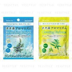 BATHCLIN - Kikiyu Aroma Rhythm Bath Salt 30g - 5 Types
