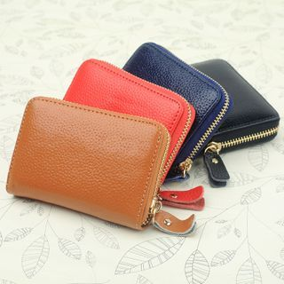 nitefini - Faux Leather Short Wallet
