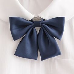 College Affair(カレッジアフェア) - Ribbon Bow Tie