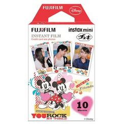 Fujifilm - Fujifilm Mini 即影即有相纸 (Mickey & Friends) (10张)
