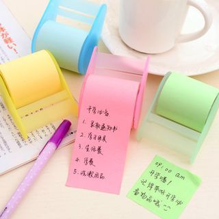Hera's Place(ヘラズプレース) - Sticky Note Roll with Dispenser
