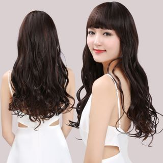 Japanese Salon Wigs - Hair Extension - Wavy